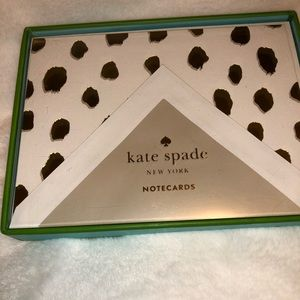 NEW Kate Spade Note Cards